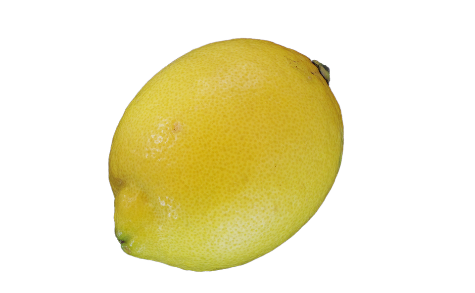 lemon yellow sour vitamins fruit - PNG Sour