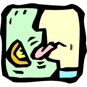 Taste Sour clipart, cliparts of Taste Sour free download - PNG Sour