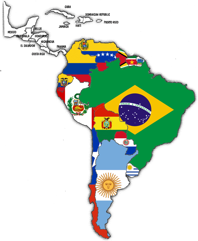 PNG South America - 86594