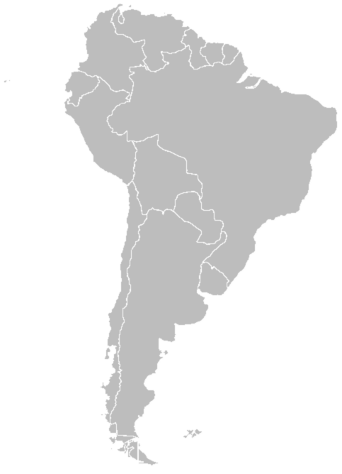File:BlankMap-South-America.png - PNG South America