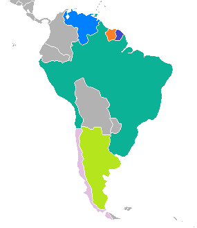 File:South America map 1920 (TGWMG).png - PNG South America