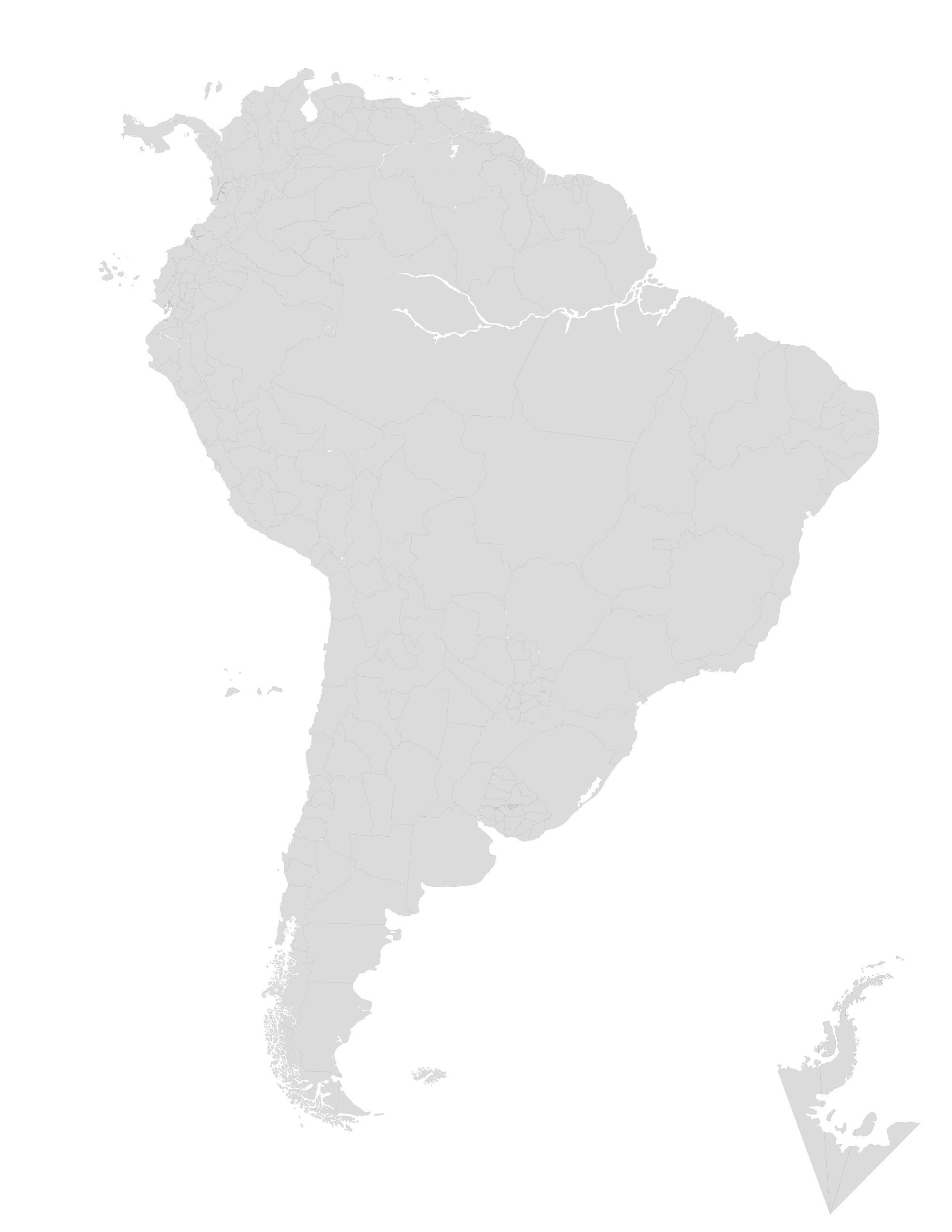 PNG South America - 86588