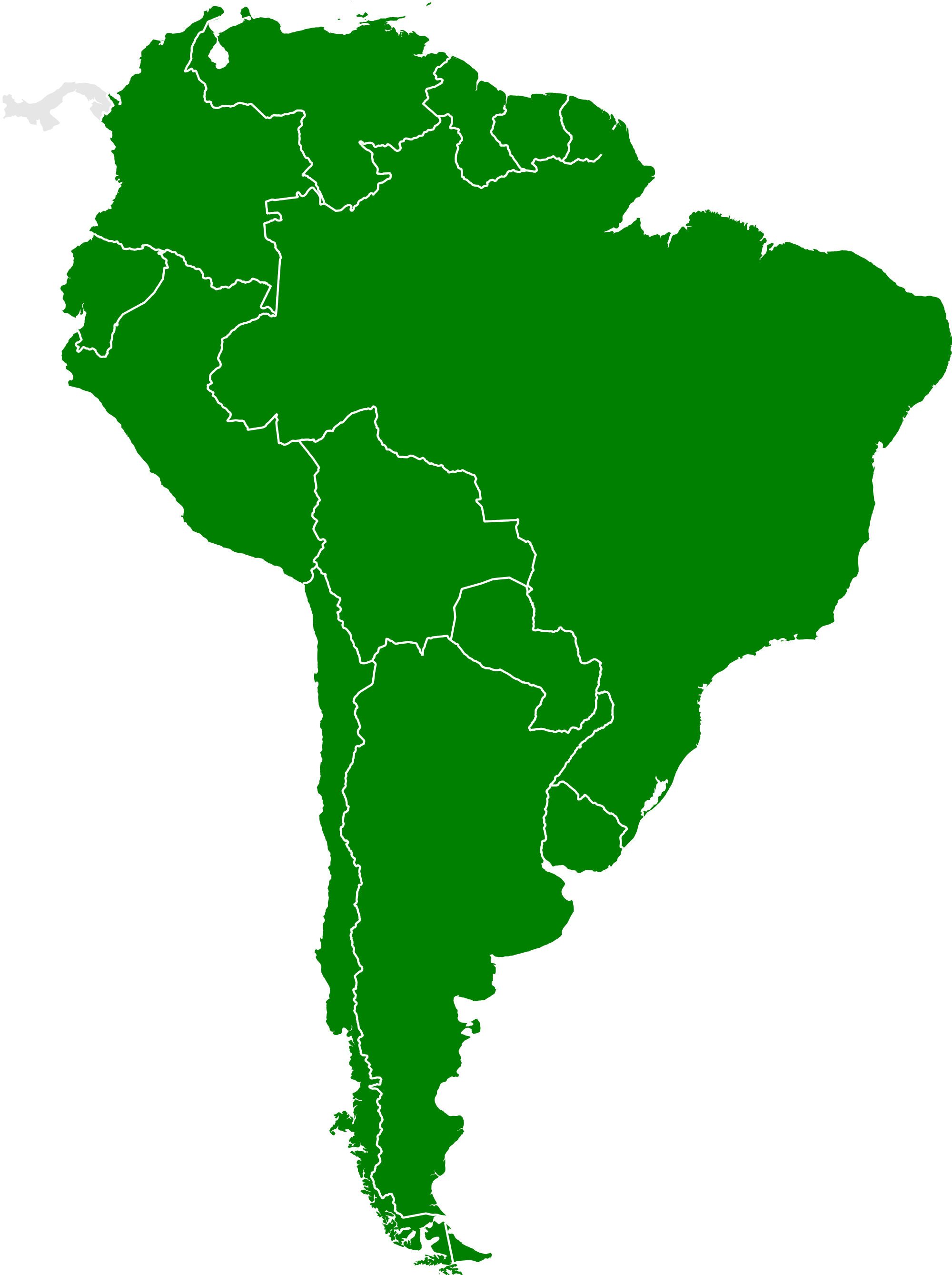 PNG South America - 86589