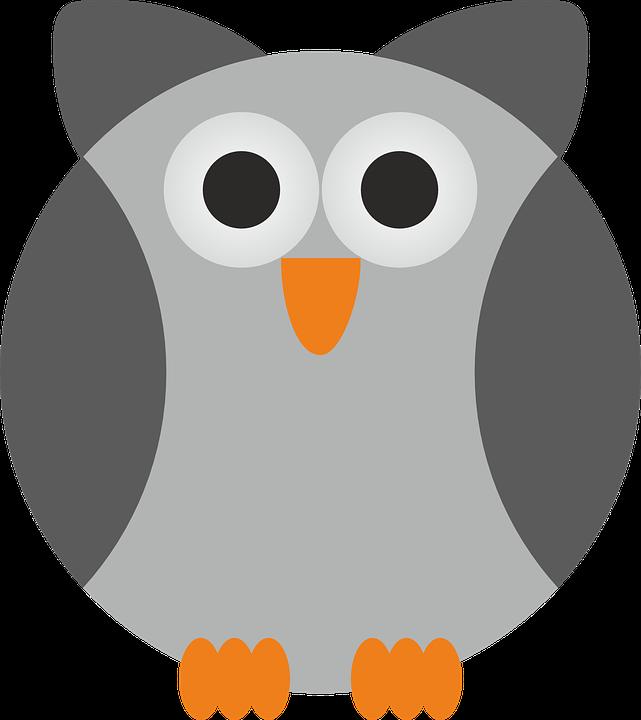 PNG Sowa - 86576