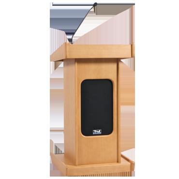 PNG Speaker At Podium - 86468