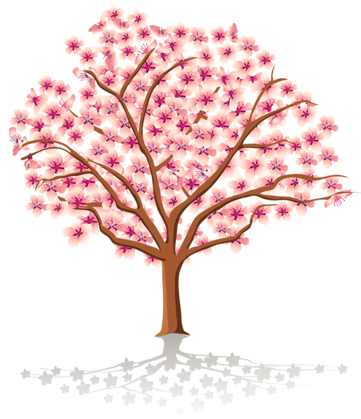 Transparent Spring Tree PNG Clipart - PNG Spring Tree