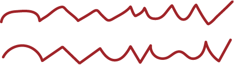 Transparent Squiggly Line - Clipart library - PNG Squiggly Lines