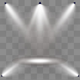 Stage lights shine lighting effects, Stage, Light, Light PNG and Vector - PNG Stage