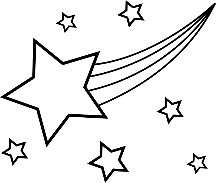 Star black and white image of star clipart black and white clip art - PNG Star Black And White