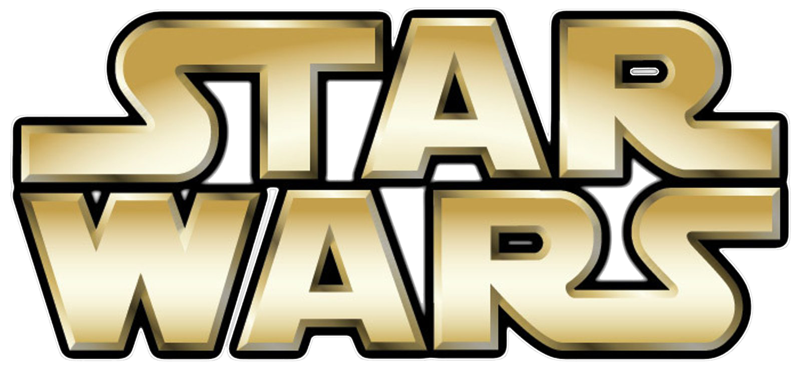 Star Wars Logo PNG File - PNG Star Wars