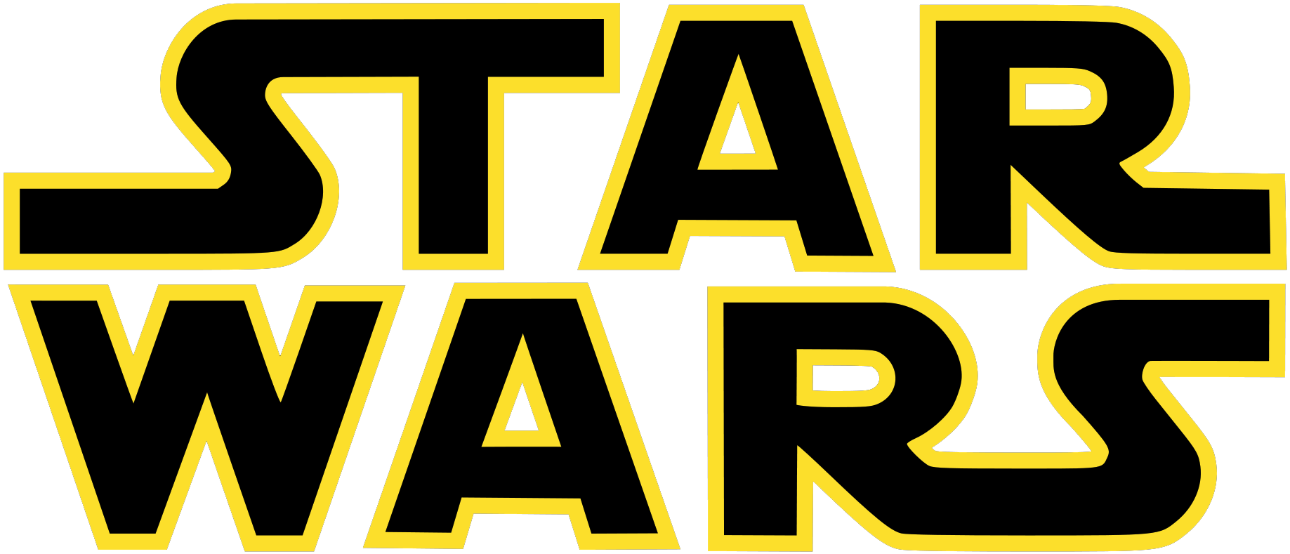 Starwars-logo.png - PNG Star Wars
