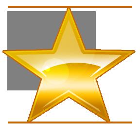 PNG Stjerne - 59806