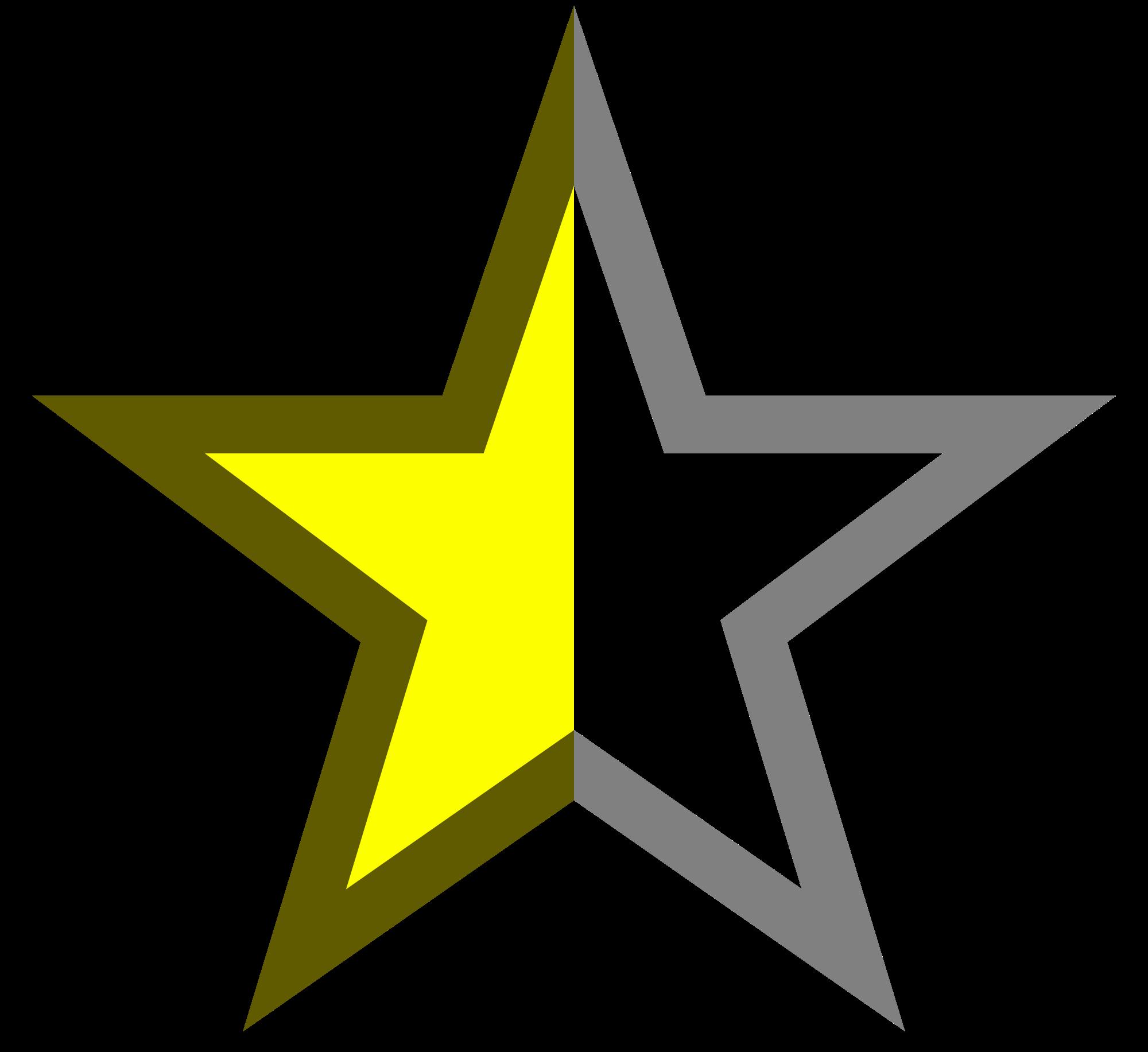 Open PlusPng.com  - PNG Stjerne