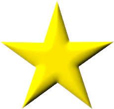 Stjerne Stjerne Stjerne - PNG Stjerne