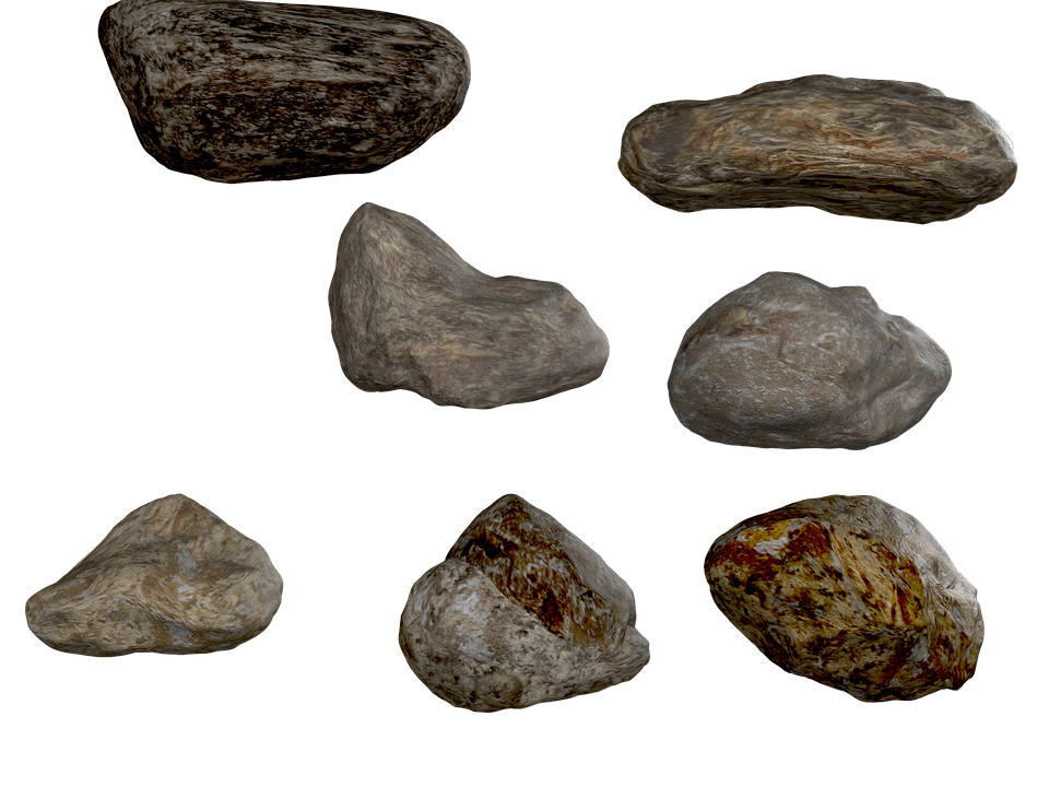 Stone, Rock, Isolated - PNG Stone