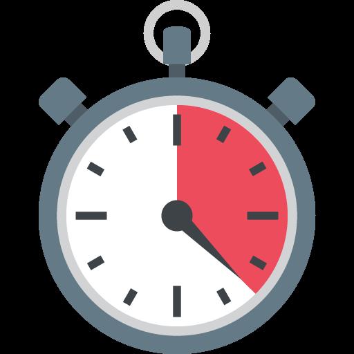 Stopwatch Emoji - PNG Stopwatch