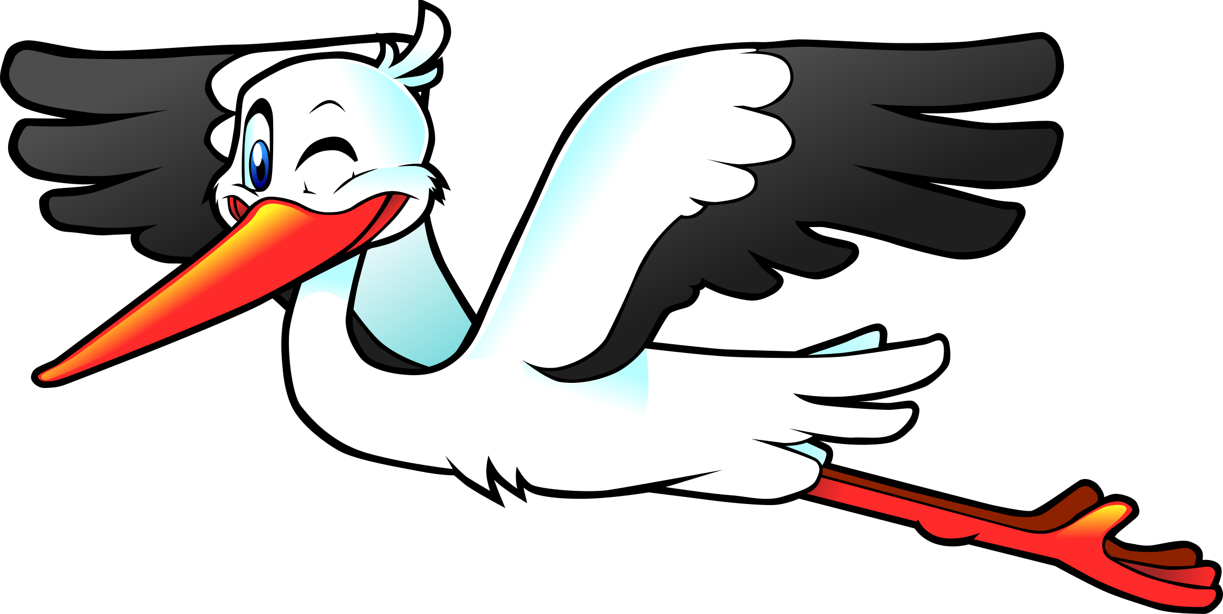 BIG IMAGE (PNG) - PNG Stork