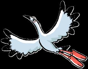 File:Knue stork.png - PNG Stork
