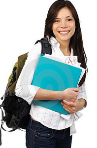 PNG Student Studying - 61168