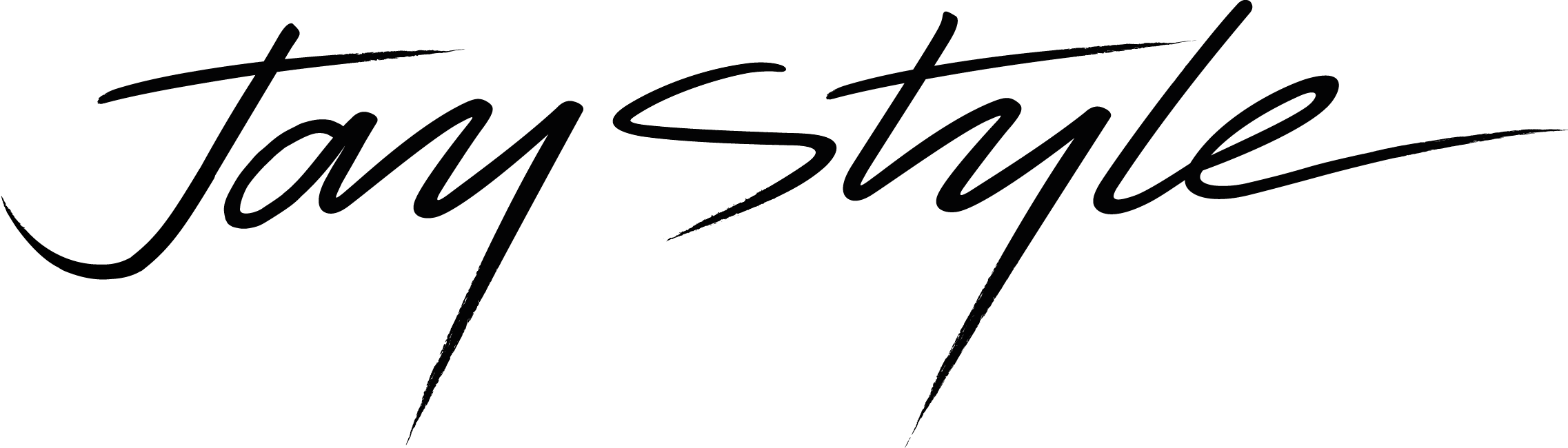 File:Logo Jay Style Black.png - PNG Style