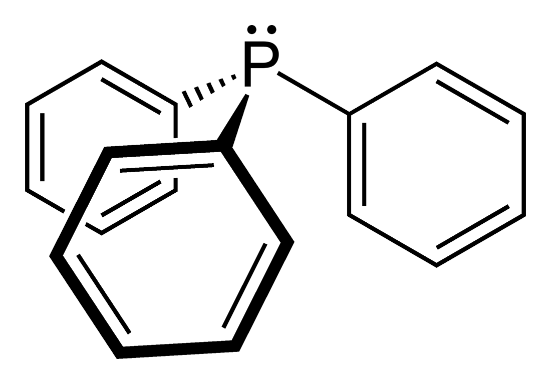 File:Triphenylphosphine-2D-skeletal-Smokefoot-style.png - PNG Style