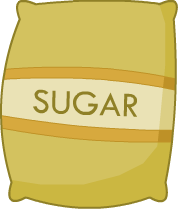 PNG Sugar - 58262