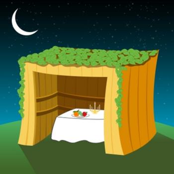 Sukkot - A Fun Jewish Holiday for Kids - PNG Sukkah