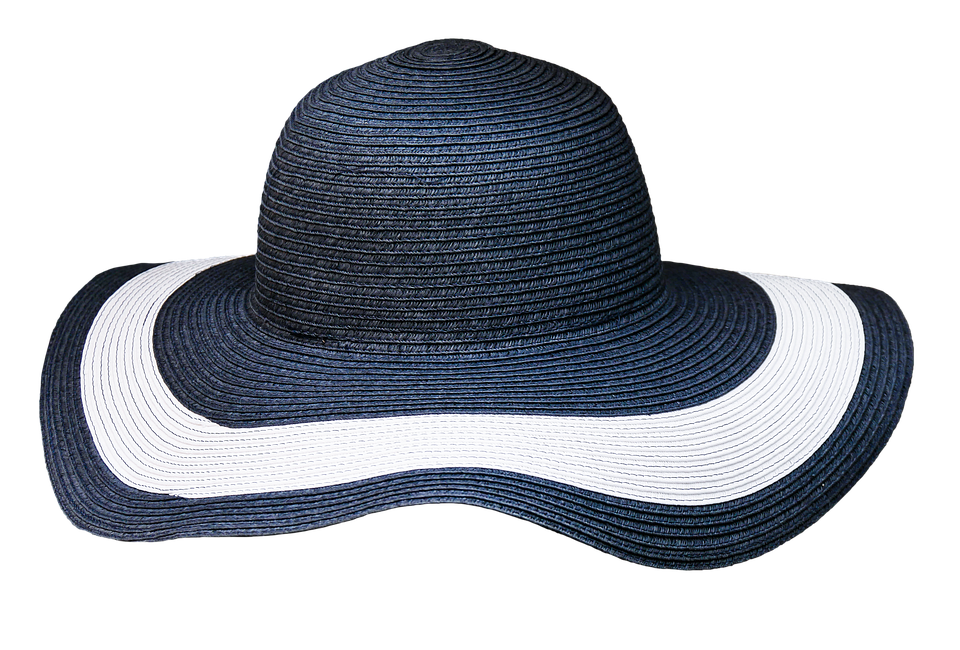 Hat, Headwear, Fashion, Straw Hat, Sun Protection - PNG Sun Hat