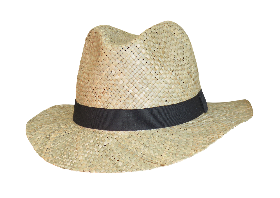 Hat, Sun Hat, Sun Protection, Straw Hat, Isolated, Brim - PNG Sun Hat