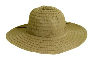 I was sent the Scala Sewn Ribbon Sun Hat u2013 The Tres Jolie. I received the  color shown in the photo below. - PNG Sun Hat