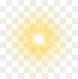 Golden Sun, Golden, Light, Sun PNG Image - PNG Sun Rays