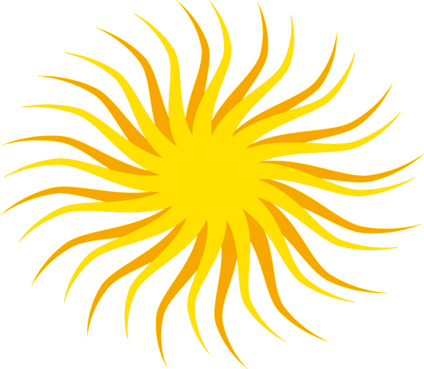PNG Sun Rays - 60848