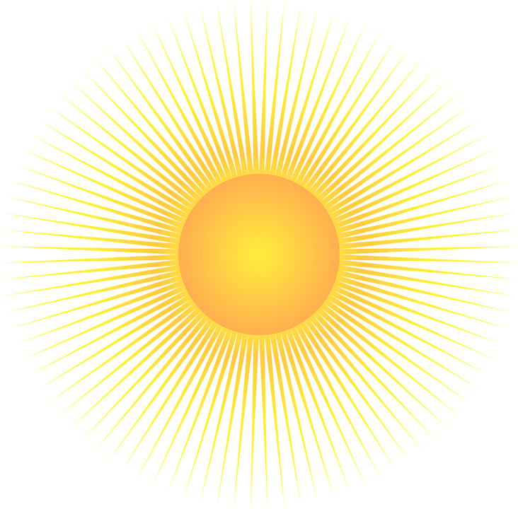 PNG Sun Rays - 60849