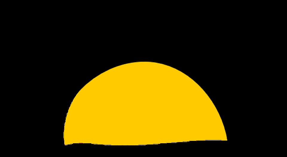 Sun, Rising, Ocean, Sunrise, Sky, Sunlight, Horizon - PNG Sunrise