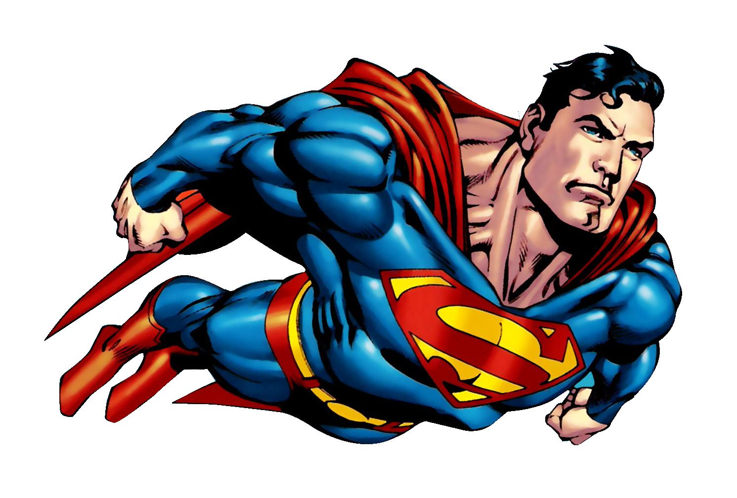 Superman PNG Transparent Imag