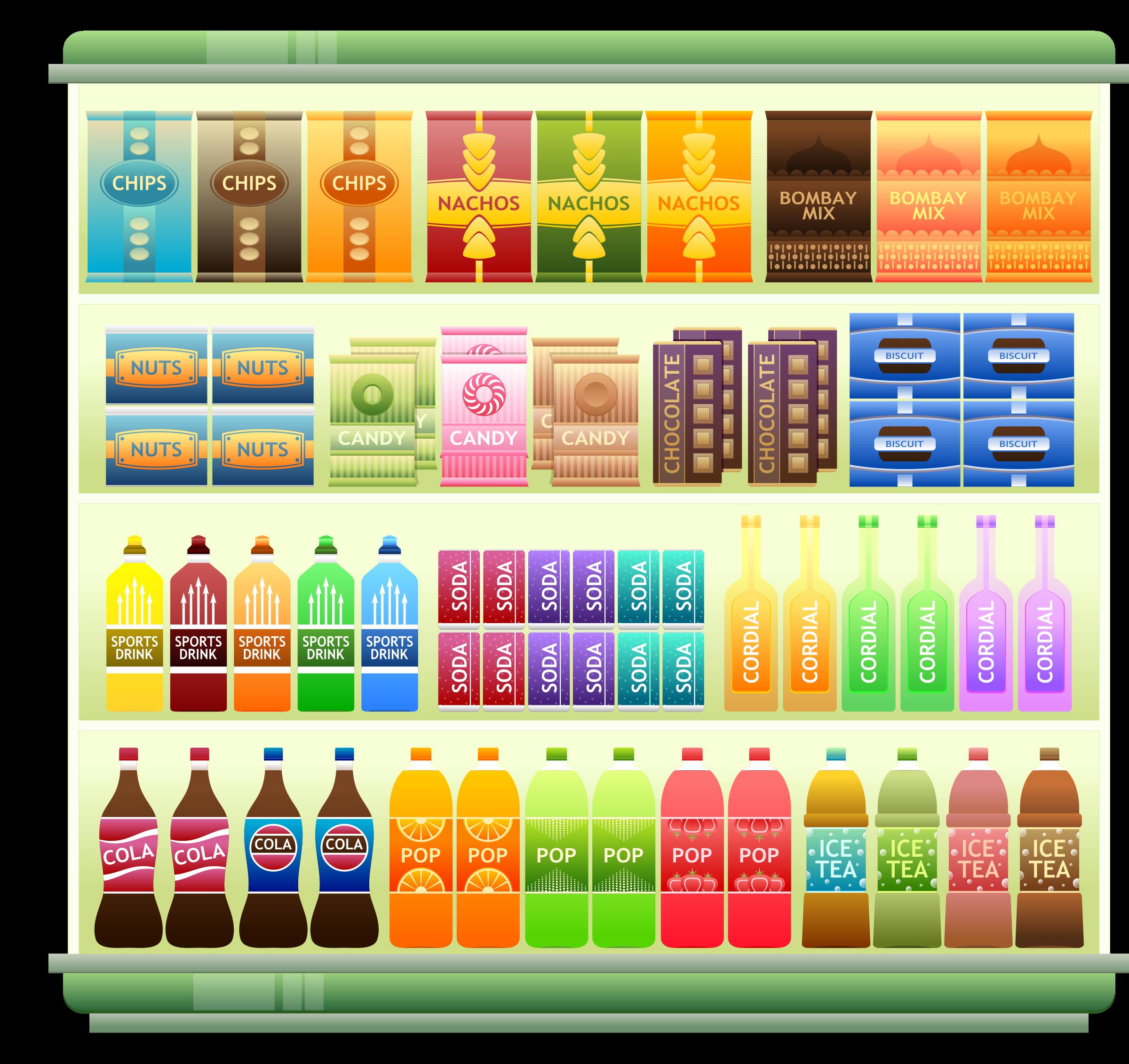 PNG Supermarket - 59422