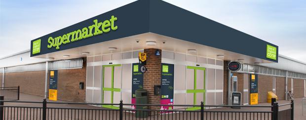 Co-op Supermarket on Samsons Road, Brightlingsea - East of England Co-op - PNG Supermarket