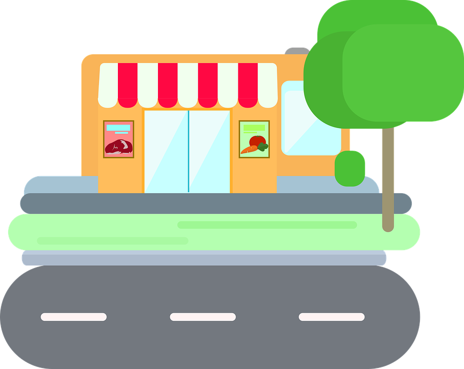 supermarket market minimarket sell shopping - PNG Supermarket
