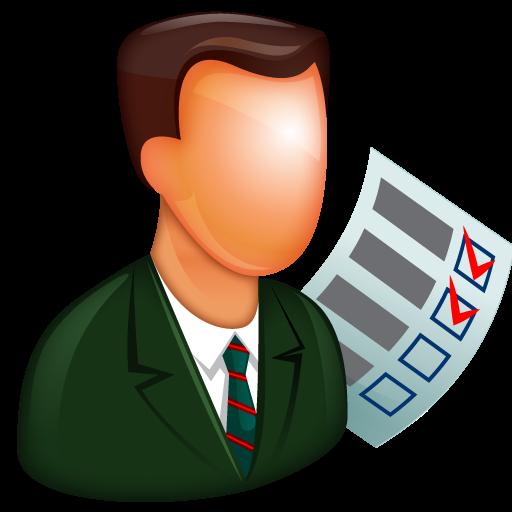 auditor, bullets, checkboxes, manager, organize, organizer, stock,  supervisor,. Download PNG - PNG Supervisor