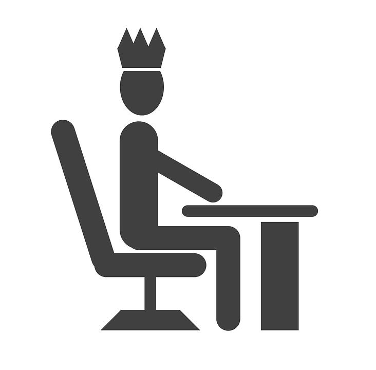 Boss, Leader, Manager, Supervisor, Cartoon Man - PNG Supervisor