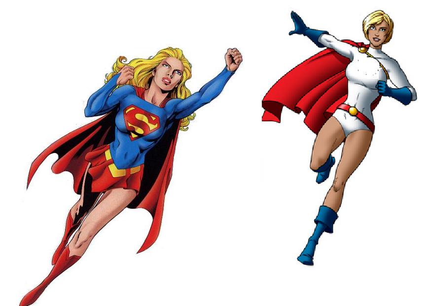 Clipart Info - PNG Superwoman