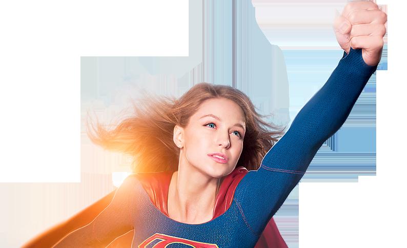 Supergirl PNG Transparent - PNG Superwoman