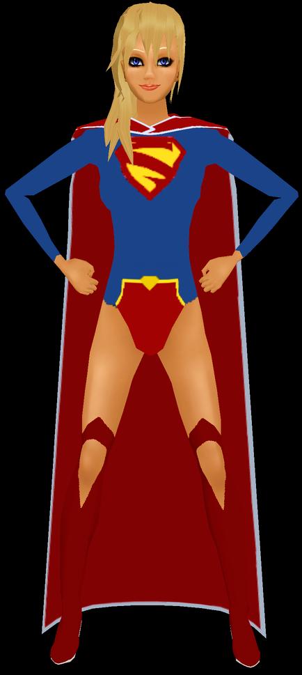 Superwoman.png - PNG Superwoman