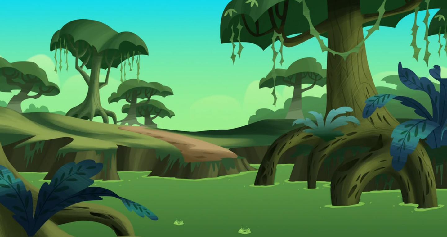 PNG Swamp - 57924