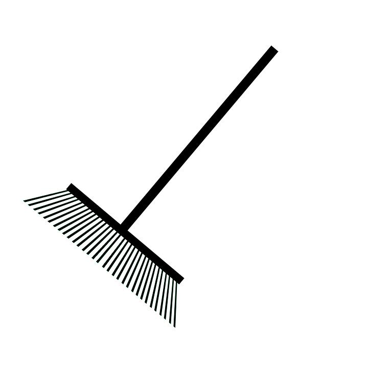 Sweeping Brush, Yard Brush, Brush, Yard, Sweep, Broom - PNG Sweeping