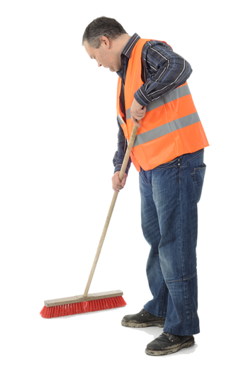Sweeping Crews - PNG Sweeping
