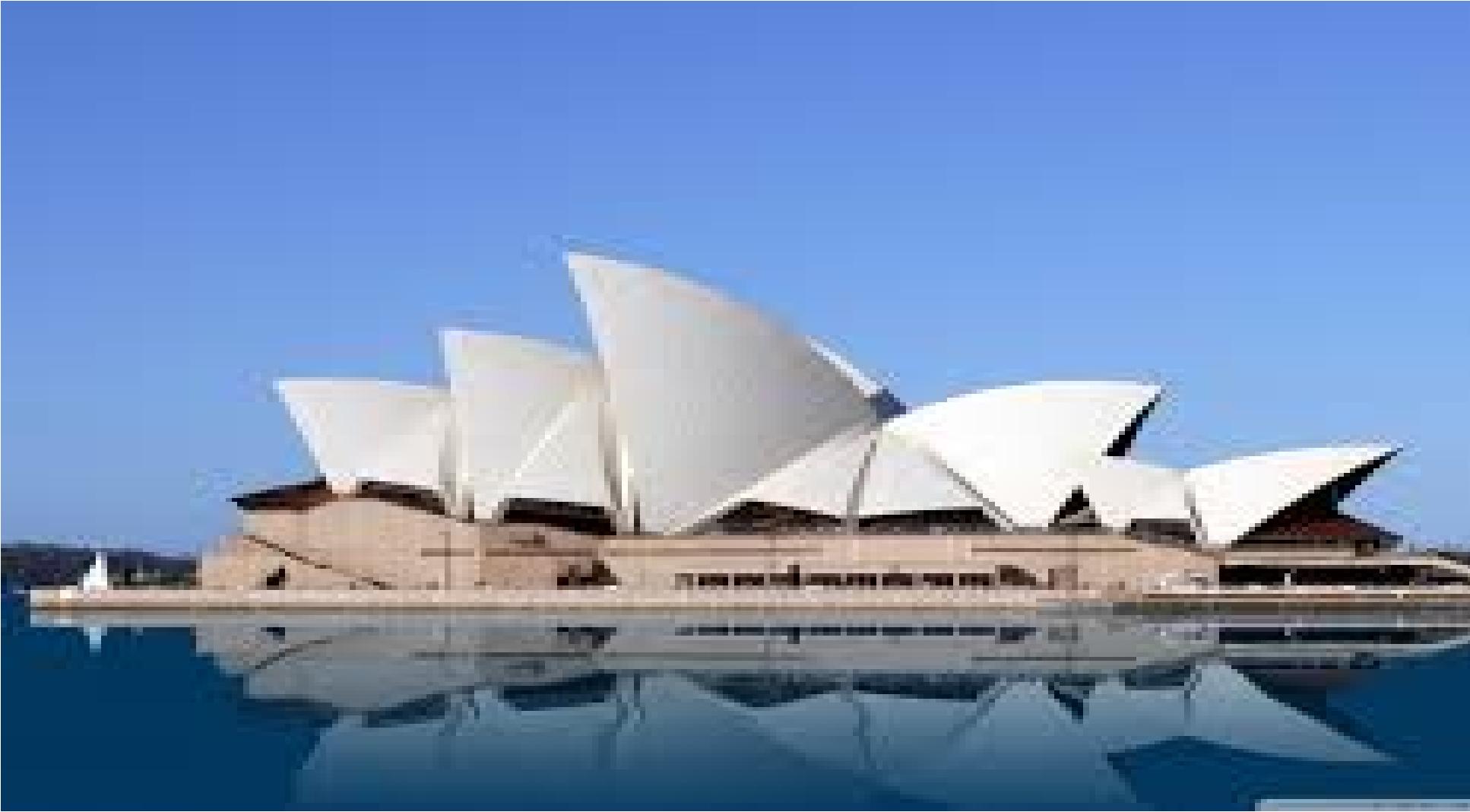 PNG Sydney Opera House - 57801