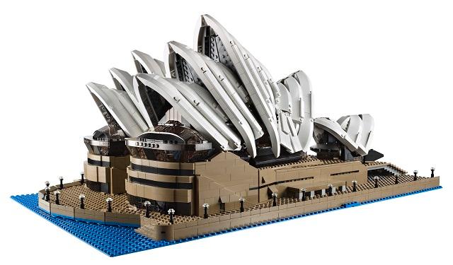 PNG Sydney Opera House - 57811
