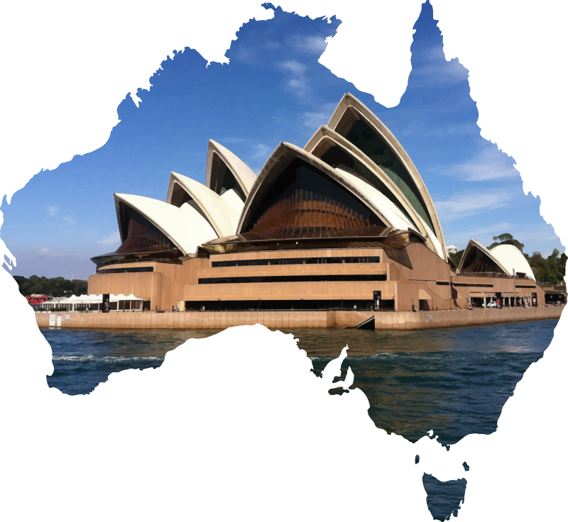 PNG - PNG Sydney Opera House