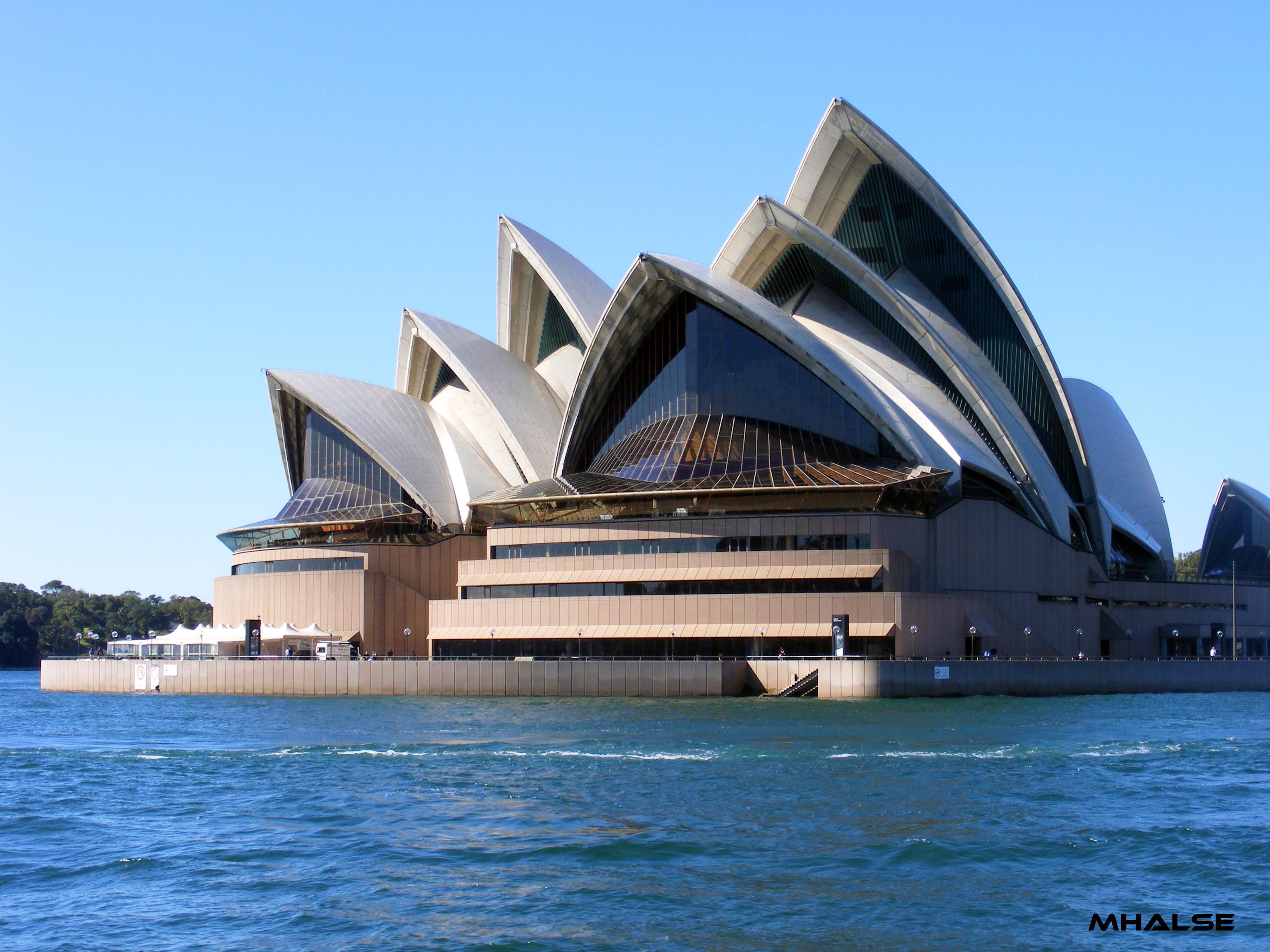PNG Sydney Opera House - 57804